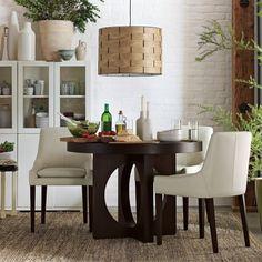 50 Modern Round Dining Table Design Ideas
