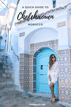 Have you ever wondered what Chefchaouen really looked like? Here's all the images to show you why you need to visit and a quick guide to Chefchaouen. Travel List, Travel Advice, Solo Travel, Travel Guides, Travel Plan, Visit Morocco, Morocco Travel, Africa Travel, Art Nouveau