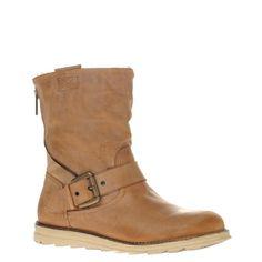 Blackstone GW96 boots bont middelbruin cognac   Laarzen