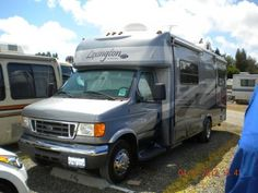 RvSell  » MOTORHOMES FOR SALE    2006 Forest River Lexington GTS in California