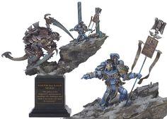 U.K. 2009 - Duel - Demon Winner, le site non officiel du Golden Demon