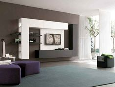 19 Impressive Contemporary Tv Wall Unit Designs For Your