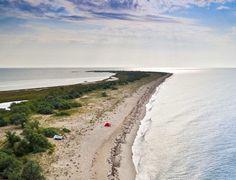 Самый большой остров в Украине!