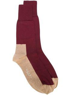 MARNI two tone socks. #marni #cloth #socks