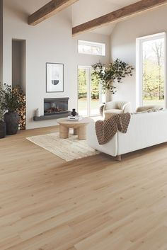 ADURA® Vinyl Plank | Swiss Oak, Almond