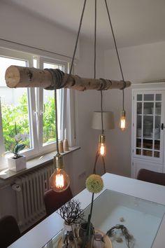 Stehleuchte »Licht Am Stiel« Verleiht Deinem Zuhause Natürlichen »Stiel«.  Der Blickfang In Jedem Zimmer! Individuell Handgefertigte Stehleuchte Ausu2026