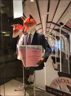 Pink of London Foxy Business Fashions 1