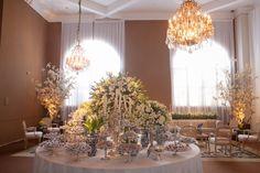 Casamento Marianna e Milton - mesa de doces