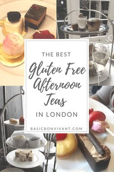 The definitive ranking of the best gluten free afternoon teas in London! Just because you're gluten free doesn't mean you can't have a lovely tea and scones 😍 The Shard London, Fruit Scones, Afternoon Tea London, Gluten Free Scones, English Food, English Recipes, Colorful Desserts, Gluten Free Living, England And Scotland