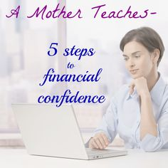 A mother's advice: 5 steps to greater financial security Saving Ideas, Money Saving Tips, Things To Know, Things To Think About, Provident Living, Mother Teach, Money In The Bank, Economic Times, Money Savers