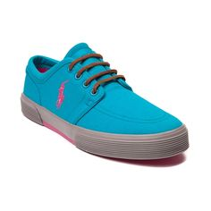 Shop for Mens Faxon Casual Shoe by Polo Ralph Lauren in Ocean at Journeys Shoes.