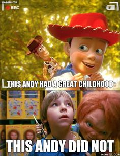 Horror Movies Funny, Horror Movie Characters, Scary Movies, Scary Movie Memes, Chucky Horror Movie, Stupid Funny Memes, Funny Relatable Memes, Hilarious, Funny Stuff