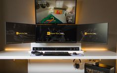 20 Best Gaming Setups of 2017 that will Blow Your Mind