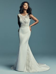 Maggie Sottero Wedding Dress Jayleen