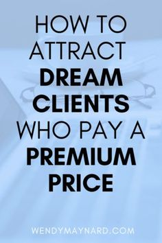 For small business owners, getting clients is probably the number one stress. Are you attracting your ideal clients? Or are you still working with clients you don't even like? It's time to make a change, learn how to attract ideal clients who pay you a pr Online Entrepreneur, Business Entrepreneur, Business Marketing, Content Marketing, Media Marketing, Digital Marketing, Home Based Business, Business Tips, Online Business