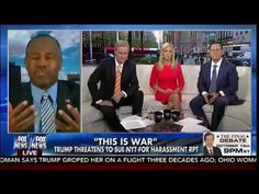 Dr. Ben Carson on Trump Taking on the LYING New York Times! - October 13...
