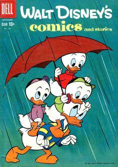 Walt Disney's comics and stories (1960); Donald Duck