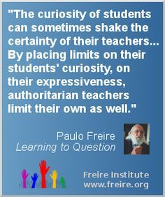 paulo freire posters - Google Search