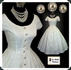 retro bridesmaid dresses | Vintage Wedding Dresses Happiness - destination wedding invitations