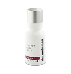 dermalogica overnight repair serum   intense revitalizing treatment Powerful peptide serum with Argan and Rose oils helps stimulate cellular repair overnight. Help stimulate collagen production to help firm and renew resilience while potent Argan and Rose oils revitalize lackluster skin and smooth away fine lines