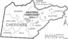 Cherokee County, North Carolina - Wikipedia, the free encyclopedia Genealogy Research, Family Genealogy, Cherokee Indian Reservation, State Image, Tennessee Vacation, Colonial America, Family History, North Carolina, Indian Jewelry