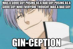 Gin-ception by ~IchiRuki1013 on deviantART