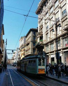 🍀🌷 #street#milan