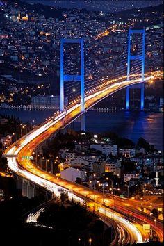 Bosphorus Bridge, Instanbul