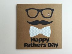 2 Fun Father's Day Cards to Make                                                                                                                                                                                 More