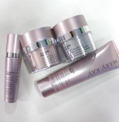 A linha anti-idade Timewise® Repair™ traz resultados incríveis para a pele madura com cuidados especialmente formulados para combater os sinais avançados da idade. #cuidadosMK