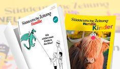 sz-media: SZ Familie – Das Magazin