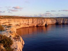 Cliffs in Malta l Malta Direct will help you plan an incredible getaway