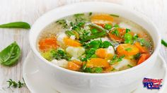 10 Great Winter Soups You Can Make In Your RV Kitchen