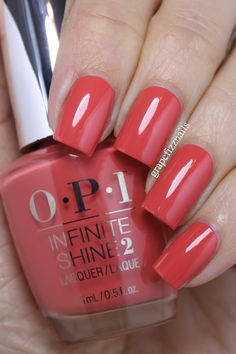 opi infinity shine In Familiar Terra-tory. Love this color