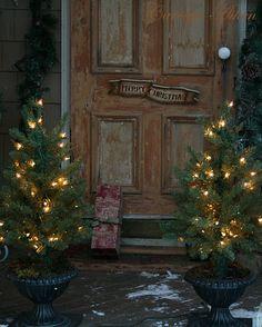 Merry Christmas Welcome...