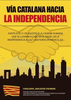 Via catalana cap a la Independència!