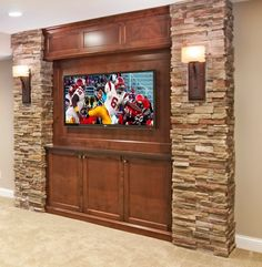 Traditional Basement Small Basement Remodeling Ideas Design, Pictures, Remodel, Decor and Ideas - page 30