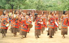 Swaziland traditional dress African Patterns, World Thinking Day, Traditional Weddings, Traditional Clothes, Wedding Images, Girl Scouts, Image Search, My Photos