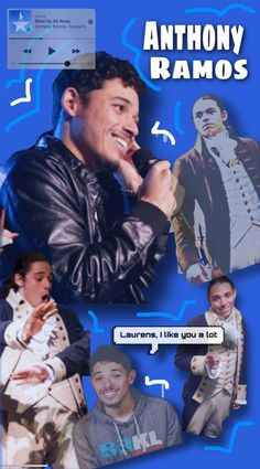 Anthony Ramos Hamilton, Like You, Movie Posters, Movies, Fictional Characters, Films, Film Poster, Cinema, Movie