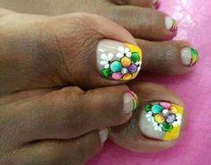 Pedicure Nails, Toe Nails, Manicure, Cute Animal Photos, Toe Nail Designs, Diana, Nail Art, Work Nails, Vestidos