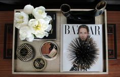TRAY STYLING 5 Quick & Easy Tips // small shop by Erika Brechtel