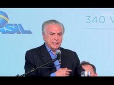 Michel Temer anuncia construção de presídio Federal no RS