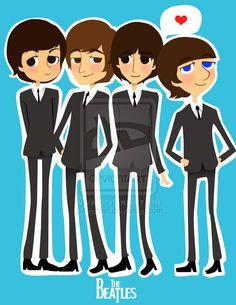 the beatles fanart The Beatles 1960, Beatles Art, Rock N Roll Music, Rock And Roll, Ringo Starr, George Harrison, Fanart, Paul Mccartney, John Lennon