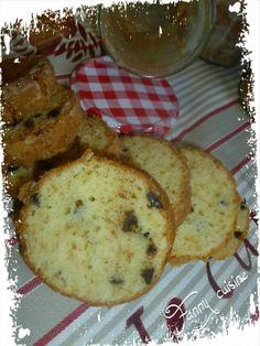 Gâteaux au yaourt et pépites de chocolat en bocaux recette thermomix