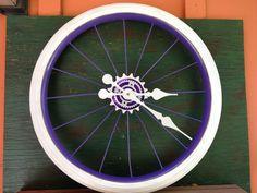 Bicycle wheel clock! BrightNest | The Most Buzzworthy BrightNest Posts of 2012