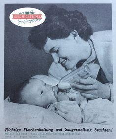 Es ist prima, dass es heutzutage hochwertigen #Muttermilchersatz gibt. Doch erfunden wurde er nicht etwa aus Güte, um Babys zu retten. Es ging von Anfang an um den #Profit. #Formula #Pulvermilch #erfindungen #gesundheit