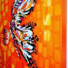 Luxury Famous Abstract Art by Miami Based Artist Laelanie Larach
