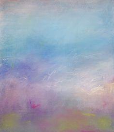 "Saatchi Art Artist: Maria Mann; Mixed Media Painting ""ANTICPATED"""