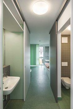 BLK2 | Studierenden-Wohnanlage-Sonnenschutz-Fassadenelemente by Moradelli GmbH