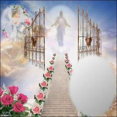 My God and The Beautiful Gates of Heaven !